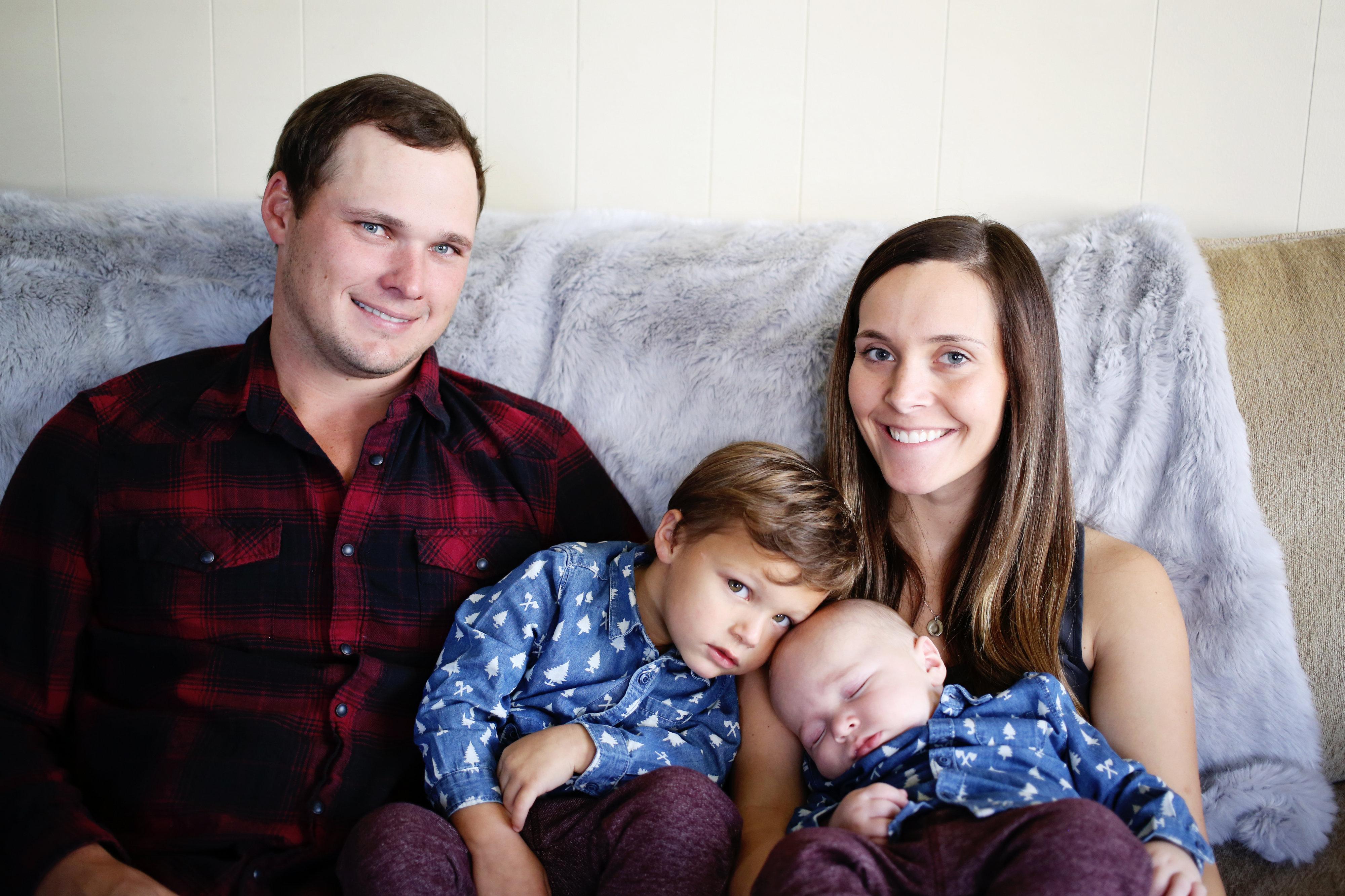 Aston Baby Meet the Maker - Modern Burlap muslins
