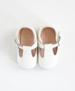 Shaughnessy Shoe White