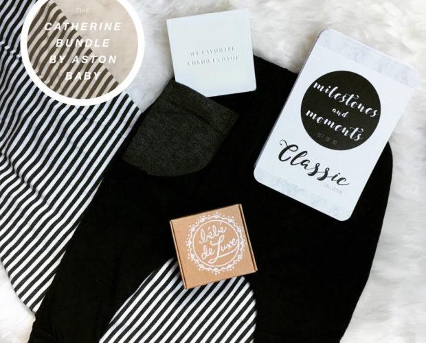 Catherine Giudici Lowe baby gift bundle