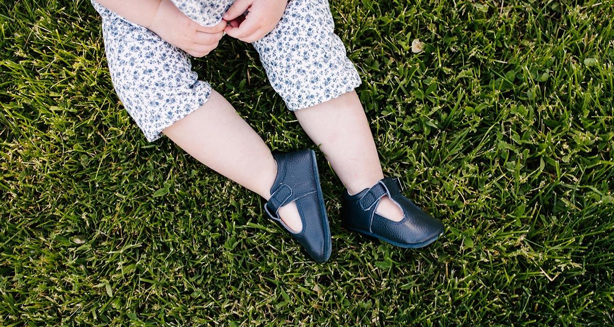 Baby girl shoes - Aston baby