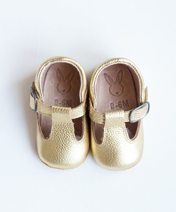 Gold shaughnessy shoe limited edition