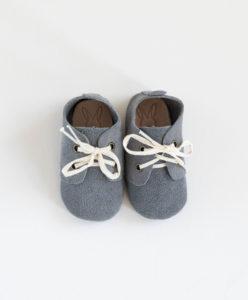 Jericho Shoes Grey