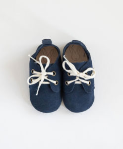 Jericho Shoes Navy